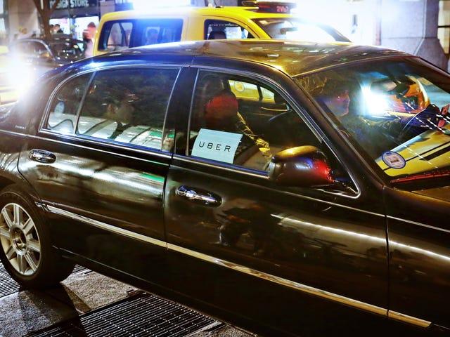 Cara Tetap Aman Saat Menggunakan Uber
