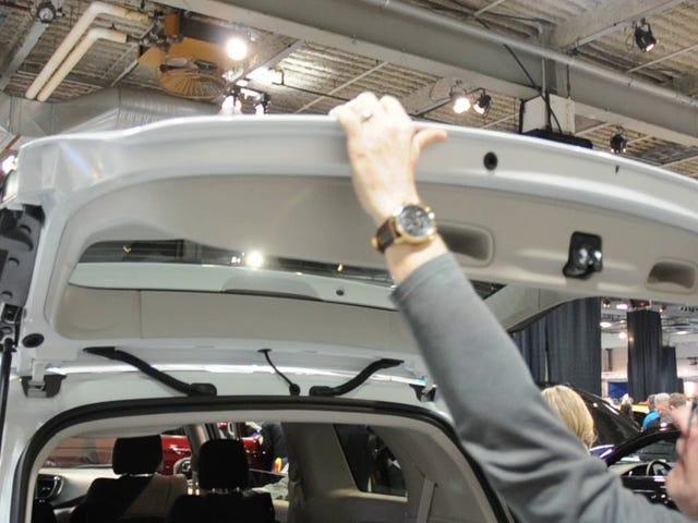 Calgary International Auto Show photodump