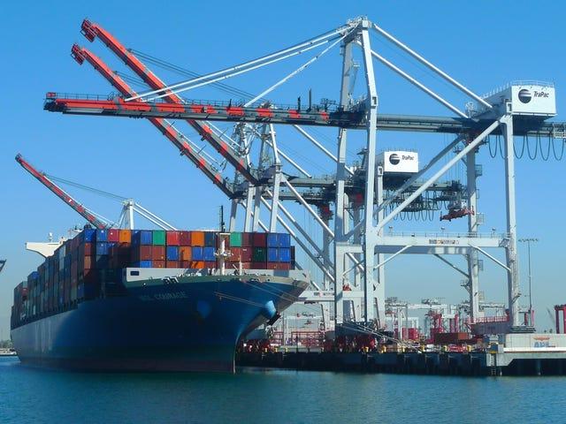 How LA Is Building the World's Most Futuristic Port