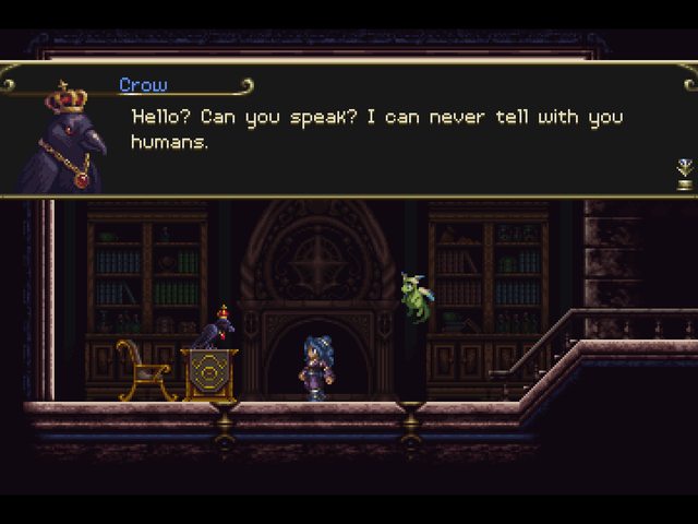 Thoughts about Castlevania: Symp- I mean Timespinner