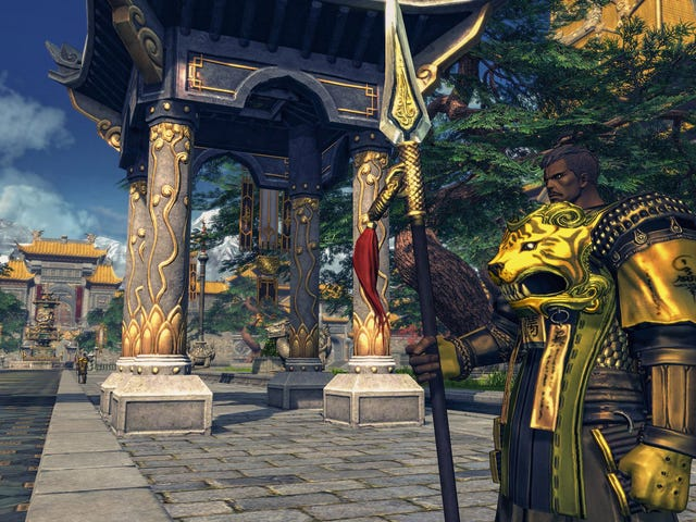 Blade & Soul's First Expansion Arrives Just Two Months After Launch