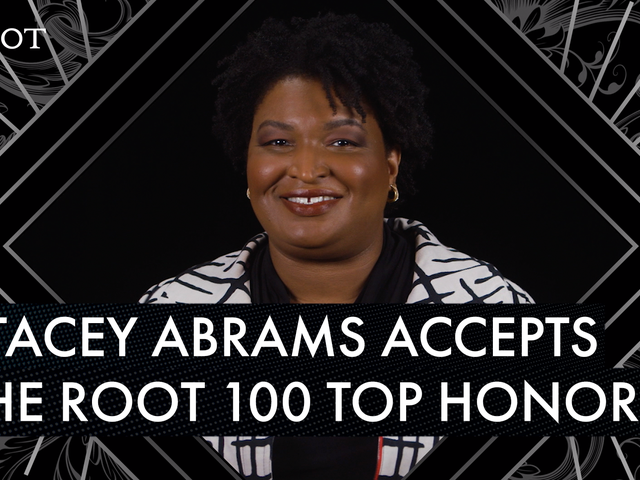 Stacey Abrams Delivers Inspiring Acceptance Speech for The 2019 Root 100