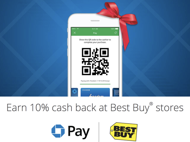 Maximize Holiday Shopping Returns with 10% Back in Chase Points at Best Buy and Walmart