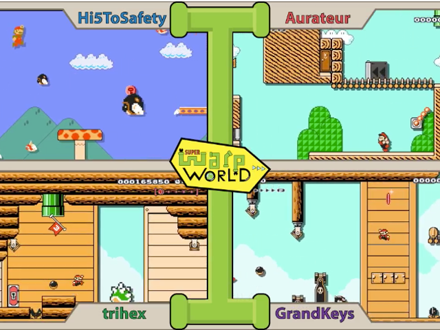 Super Mario Maker Community Reveals New Speedrun Playlist With Exciting Race