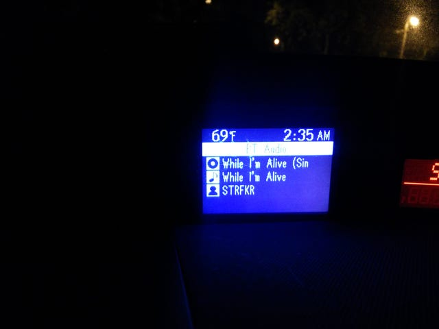 Additional Late Night Driving Music