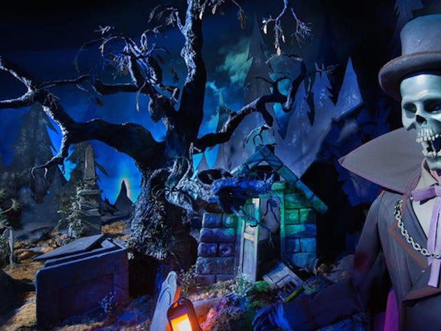 Disneyland Paris Employee Found Dead in Theme Park Haunted House