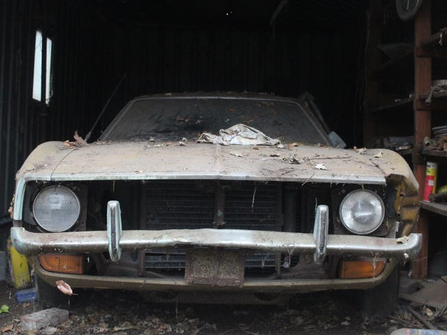 Show Us Your Barn Finds