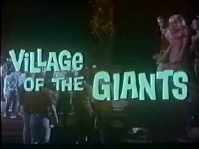 Svengoolie: Village of the Giants (1965)