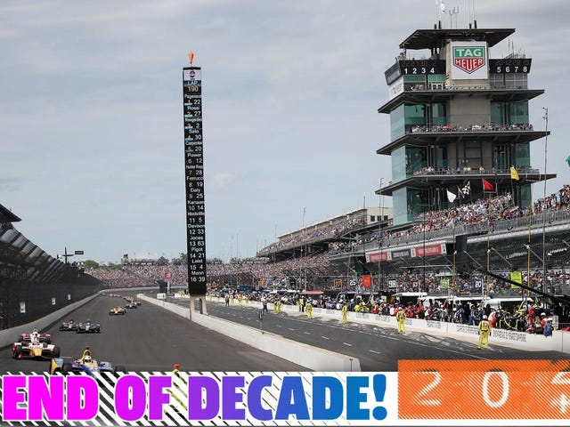 What The 2020 Indy 500 Would Look Like If The IndyCar Reunification Had Never Happened
