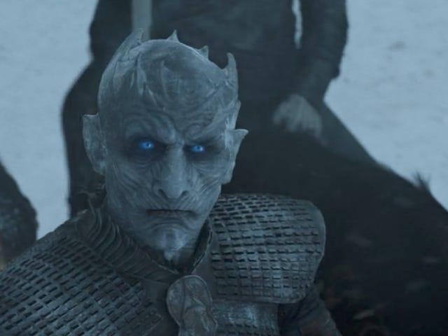 Les prévisions hivernales de io9 révèlent si le «Eastwatch» de Game of Thrones était bon ou pas
