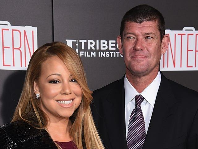 Mariah Carey está comprometida con James Packer, quien siempre será su multimillonario
