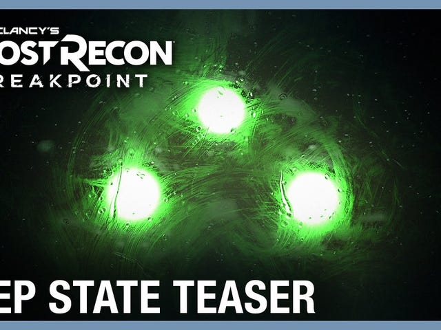Den store 24. mars-oppdateringen som kommer til Ghost Recon Breakpoint vil ikke bare legge til en gratis overhaling som lar pl