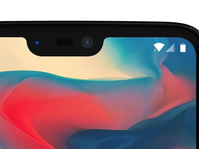 OnePlus Please Stop Explaining Your Phone Notch
