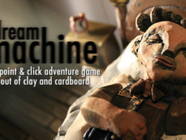 An Interview with Anders Gustafsson, Developer of The Dream Machine