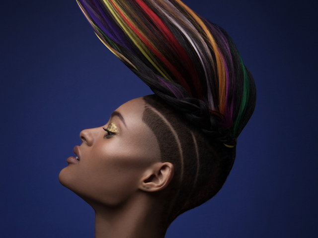 (Do) Touch My Hair? 2 White Brits Specialize in Celebrating the Artistic Potential of Black Hair
