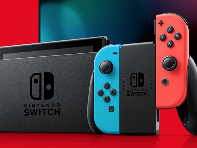 Nintendo Releasing New Switch Model With A Better Battery Life