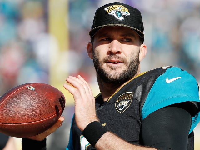 Report: Blake Bortles Keeps His Truck Unlocked With His Keys And Wallet Inside [Update]