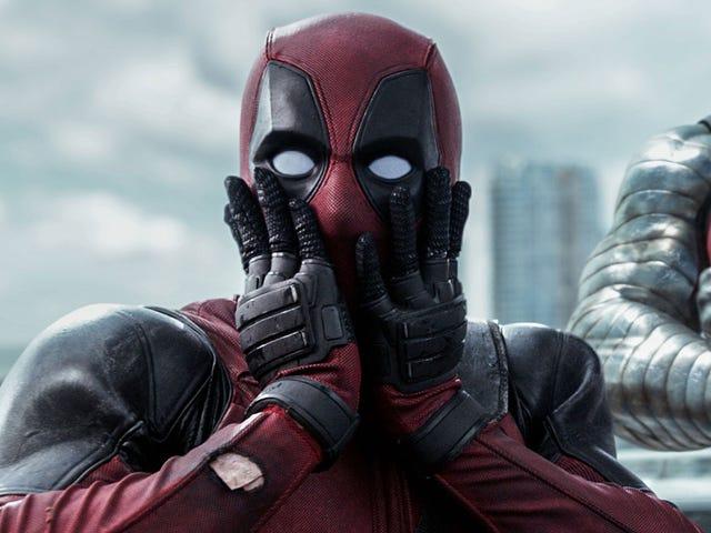 Du är säker på att du är en del av <i>Deadpool</i>