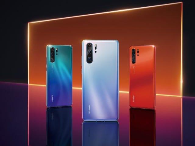 Todo lo que sabemos del nuevo Huawei P30 antes de su lanzamiento