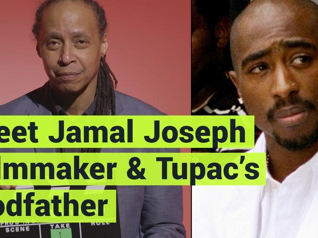 Tupacs gudfader, Jamal Joseph, på sin resa från Panther till politisk fånge till filmdirektör