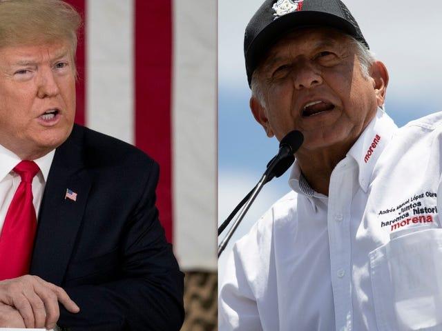 AMLO và Trump giống nhau như thế nào?