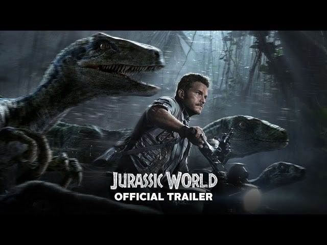 Genetisch veränderter Dino ist so drüber hinweg in New Jurassic World Trailer