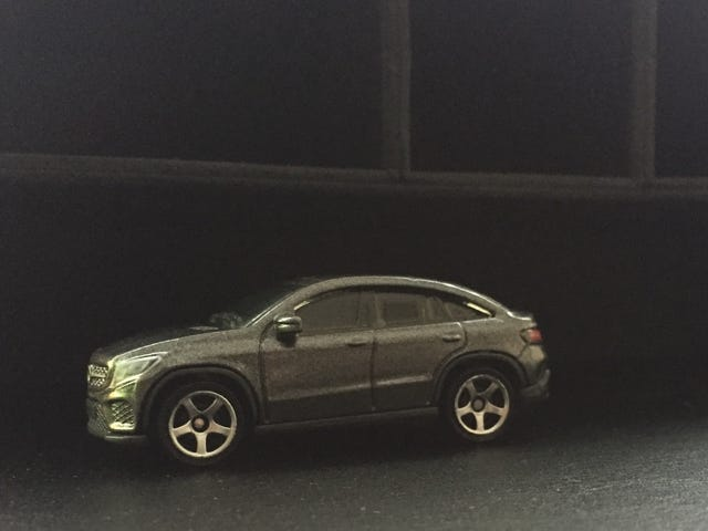 Teutonic Tuesday - '15 Merc GLE Coupe by Matchbox
