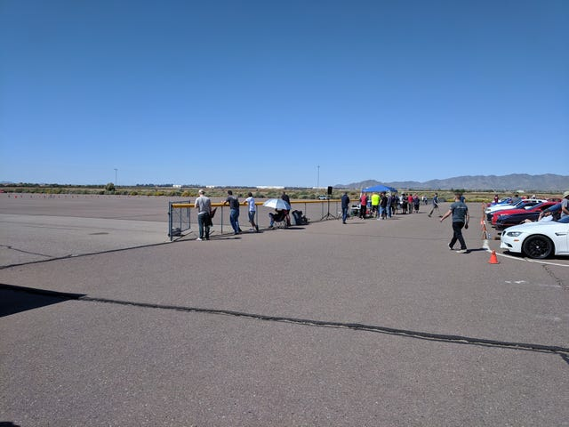 So I did an Autocross