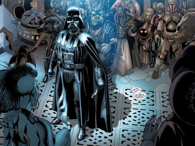 Il nuovo fumetto di <i>Star Wars</i> ti ricorda perché ami (e odi) Darth Vader