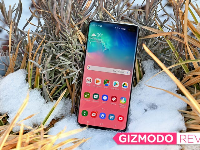 Samsung Galaxy S10 Review: An Android Champ to Get Excited About
