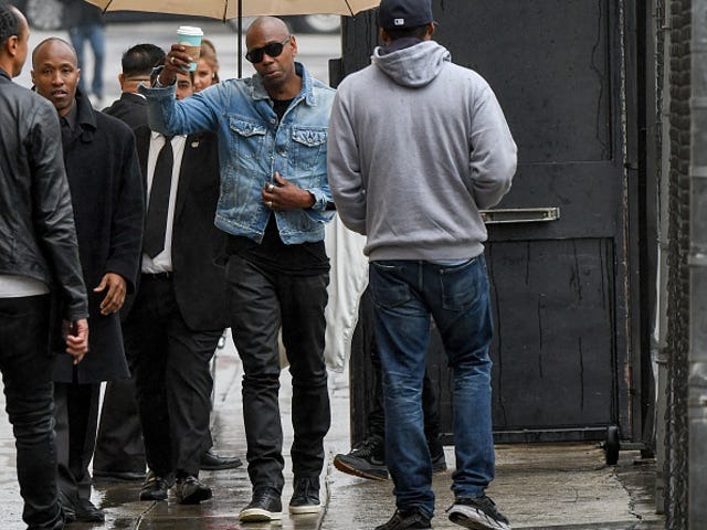 Dave Chappelle Joins Lady Gaga and Bradley Cooper in Cast ofA Star Is Born