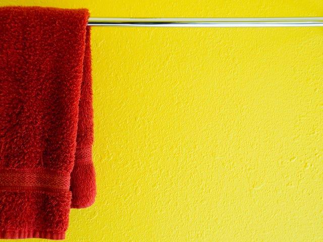 Χρειάζεστε χέρι πετσέτες στο μπάνιο σας