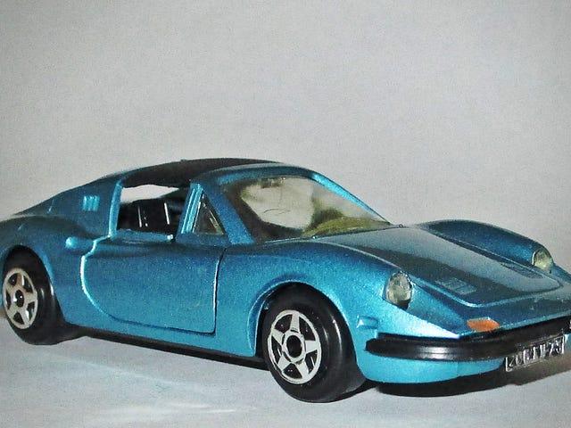 Σπαγγέτι Σάββατο: Dino 246 GTS - Όχι, μη Ferrari!