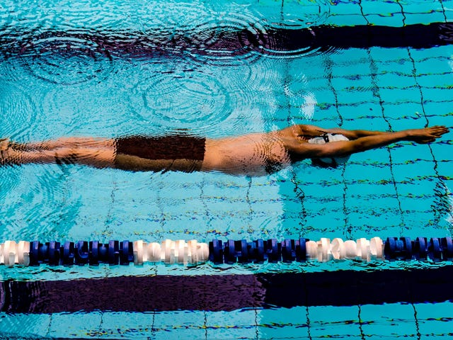 How to Get Started Swimming for Fitness