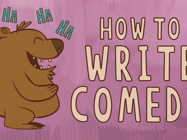 Learn How to Make Your Writing Funnier With This Video Lesson