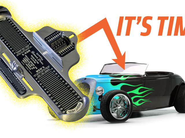Hot Rod Builders: It's Time to Incorporate the Brannock Device