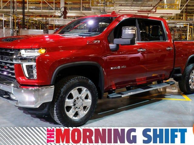 GM Hopes Increased Fuel Economy Will Save Chevy Silverado Sales