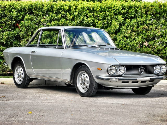 NPoCP: 1971 Lancia Fulvia 1.3S Coupe - $22,900