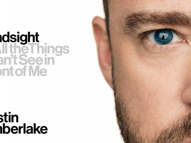 Justin Timberlake wydaje pustą książkę z kawą pełną zdjęć