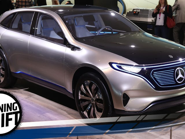 'Very Bad' Germans At Daimler Plan $1 Billion Investment To Make Electric Cars In America