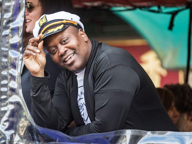 Andy Cohen Can Try Many Things, but Tituss Burgess Isn't One of Them