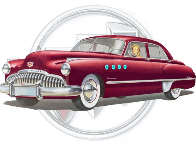 Νομίζω ότι θα θέλατε να ξέρετε τι αυτές οι τρύπες στις πλευρές του Buick είναι πραγματικά ονομάζεται