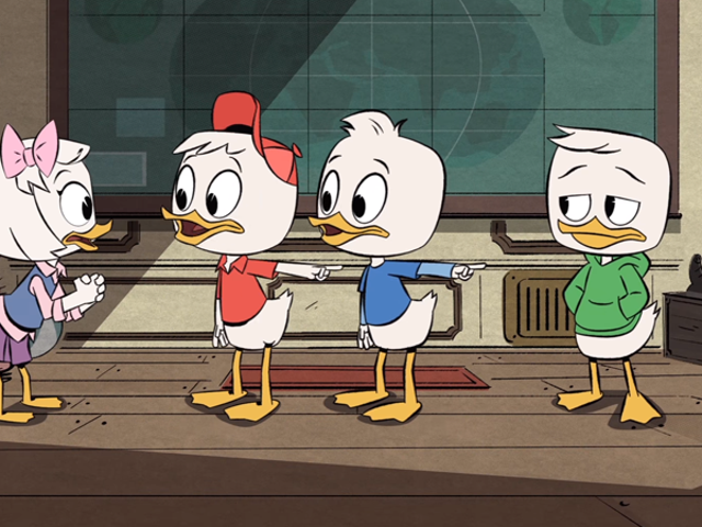 TheDuckTalesReboot Reveals More of Its Returning Characters, and a Brand-New One