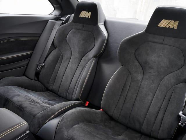 We Deserve Better Back Seats