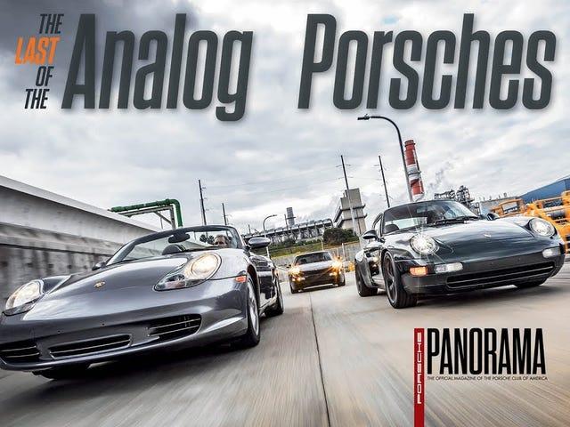 Last of the Analog Porsches