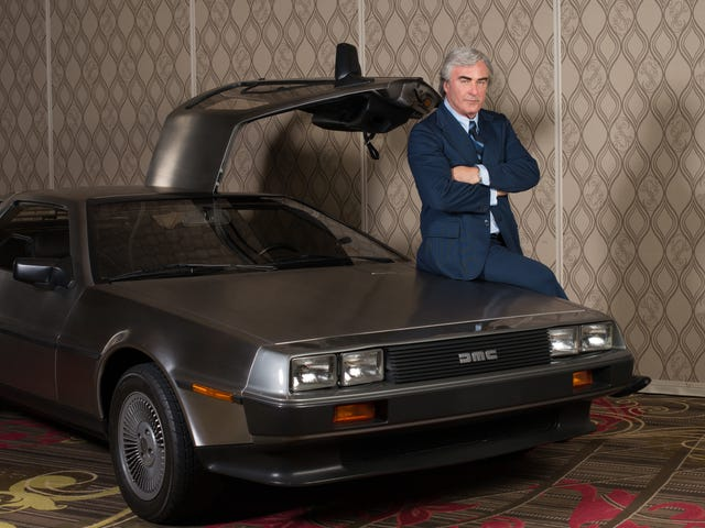 Framing John DeLorean Is the Story of a Man Whose Life Was Too Colorful for a Black and White World