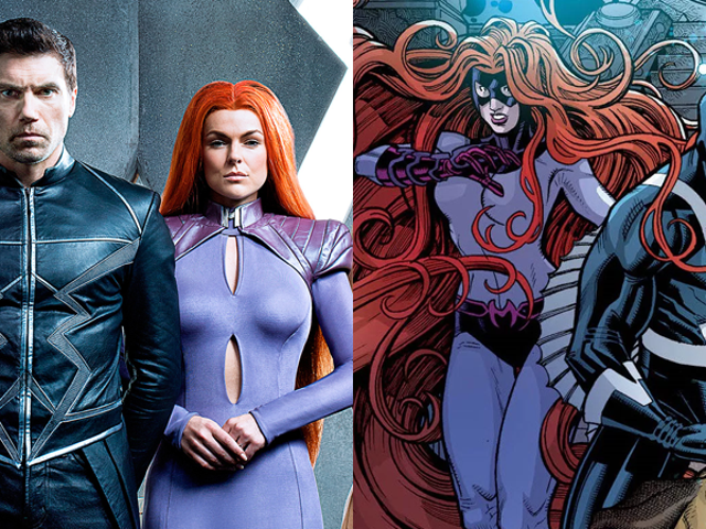Everything You Need to Know About the Inhumans, Marvel's Latest TV Stars
