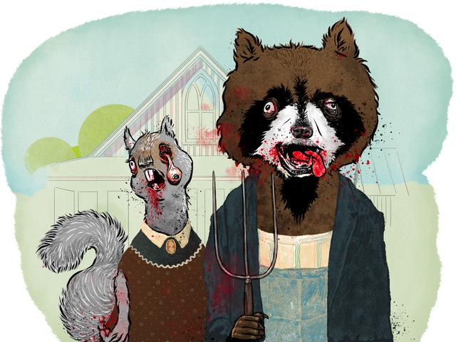 Roadkill Crafts: Посібник для початківців Squeamish