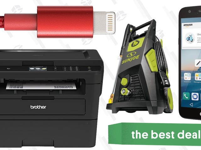"""<a href=""""https://kinjadeals.theinventory.com/mondays-best-deals-laser-printer-lightning-cables-me-1826367521"""" data-id="""""""" onClick=""""window.ga('send', 'event', 'Permalink page click', 'Permalink page click - post header', 'standard');"""">Monday&#39;s Best Deals: Laser Printer, Lightning Cables, Memorial Day Sales, and More</a>"""