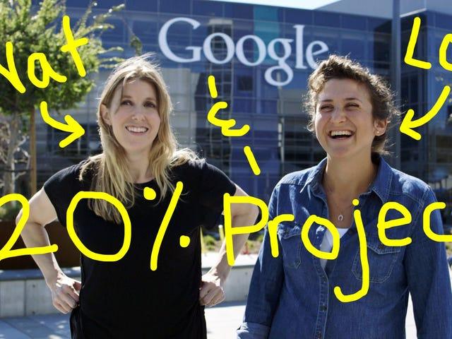 Neue Web-Video-Serie geht hinter die Kulissen bei Google